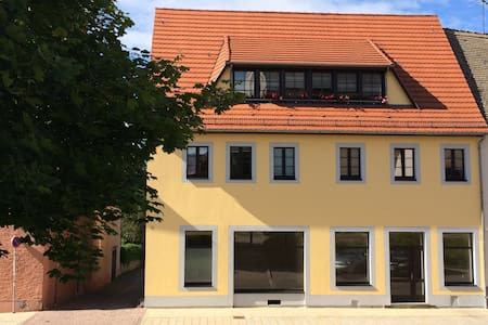 Ferienwohnung im Herzen Sachsens - Oschatz - Lyxvåning