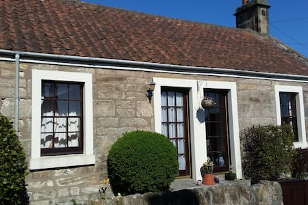 Conservation Area Cottage - Pittenweem - Srub