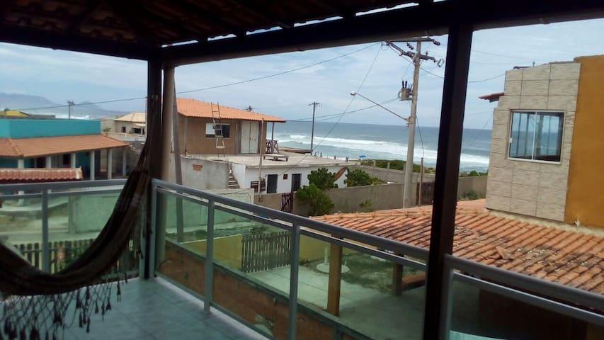Casa Temporada em Figueira-Parque das Garças, RJ.