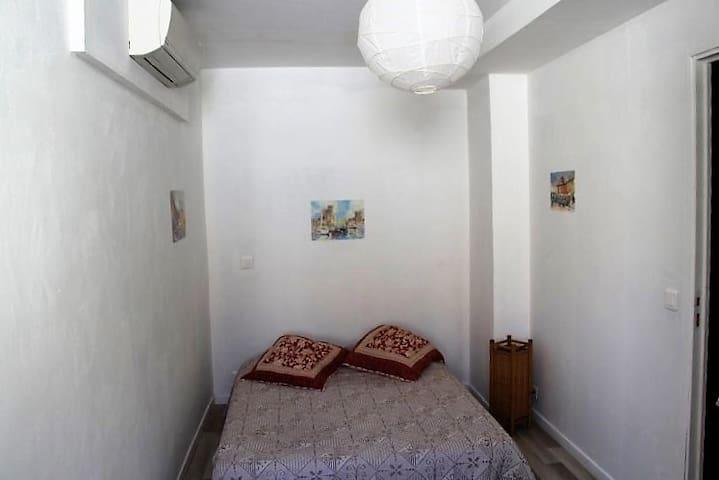 Chambre privée proche Avignon - Monteux - Appartement