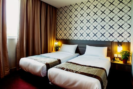 Twin Room LS Hotel - Masai