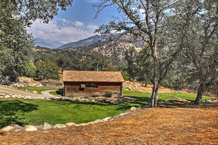 High Mountain View Getaway