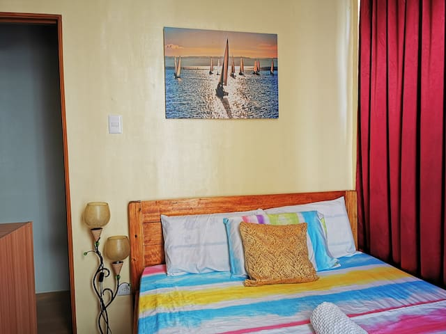 Mactan Diving Area Condo-Near JPark Island Resort