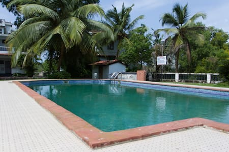Spacious villa close to Baga. - Arpora