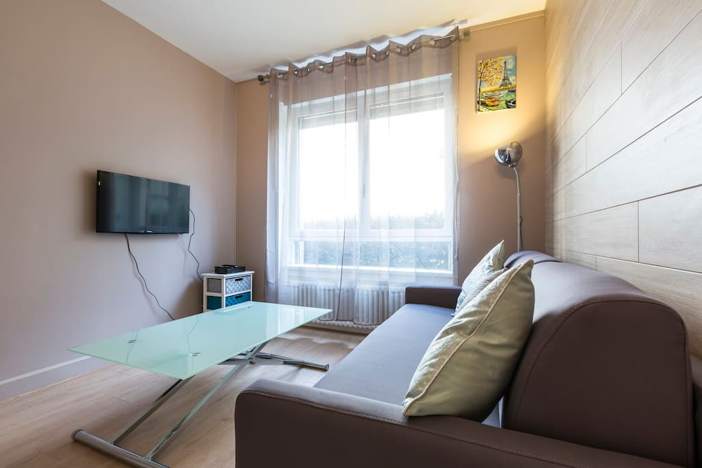 appart 2 rooms for 4 guests