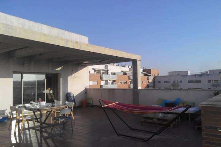 Precioso ático con plaza de garaje - Jerez de la Frontera - Apartment
