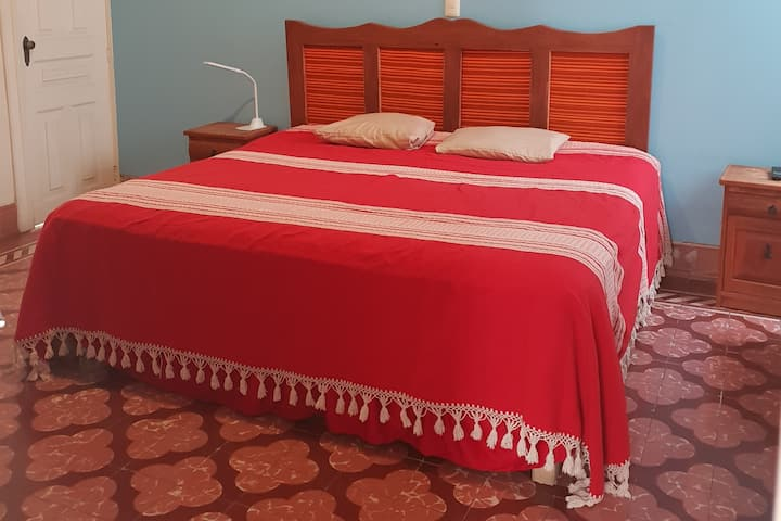 Suite with pool in downtown oaxaca