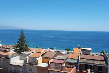 Wonderful new flat with sea view!