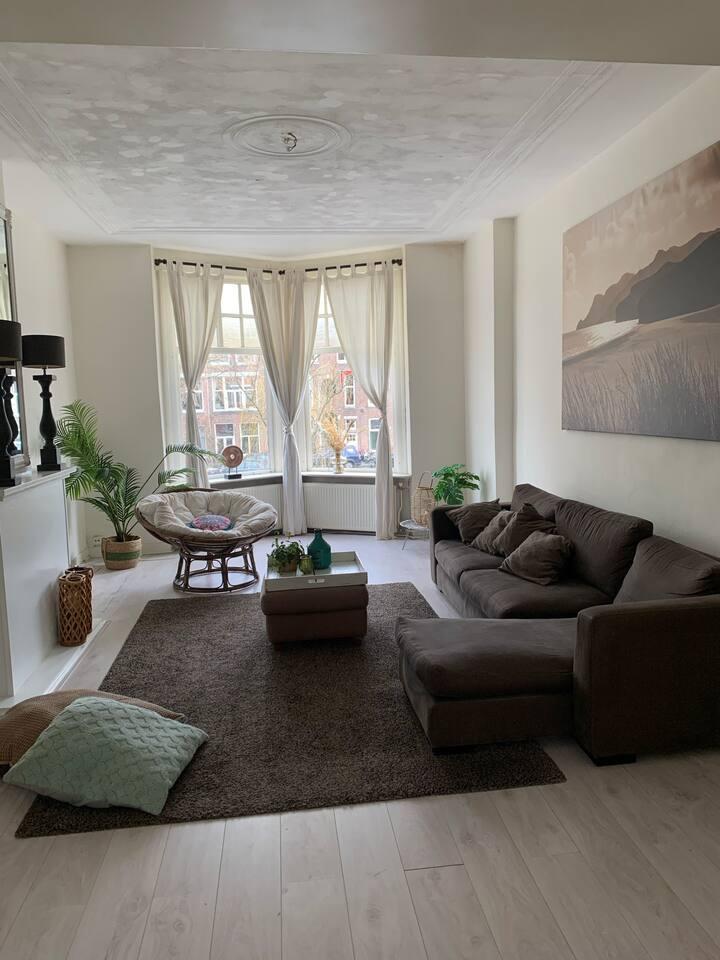 Mooi appartement op loopafstand strand /centrum