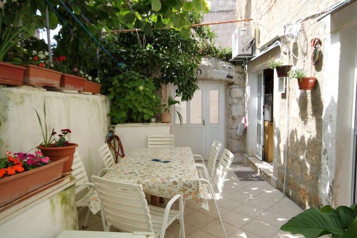 Studio flat with air-conditioning Cavtat (Dubrovnik) (AS-8966-a)
