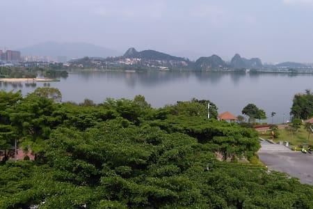 About 300 sqft ((30 SQM) studio face to lake - Zhaoqing