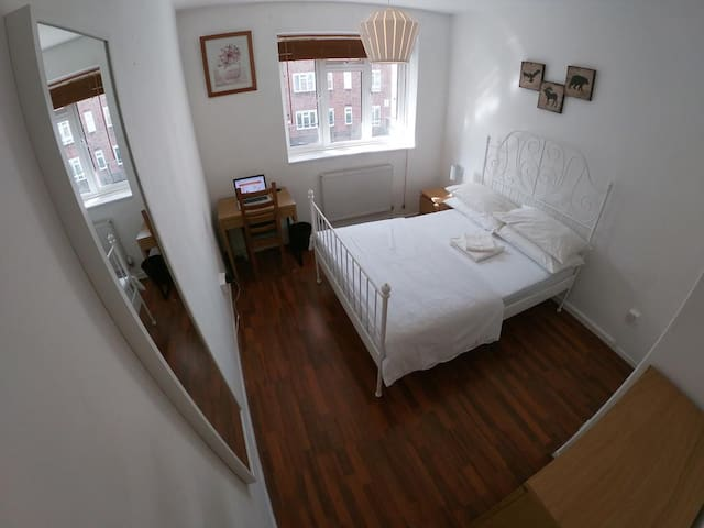 Bright Double Room In Portobello Road (1)