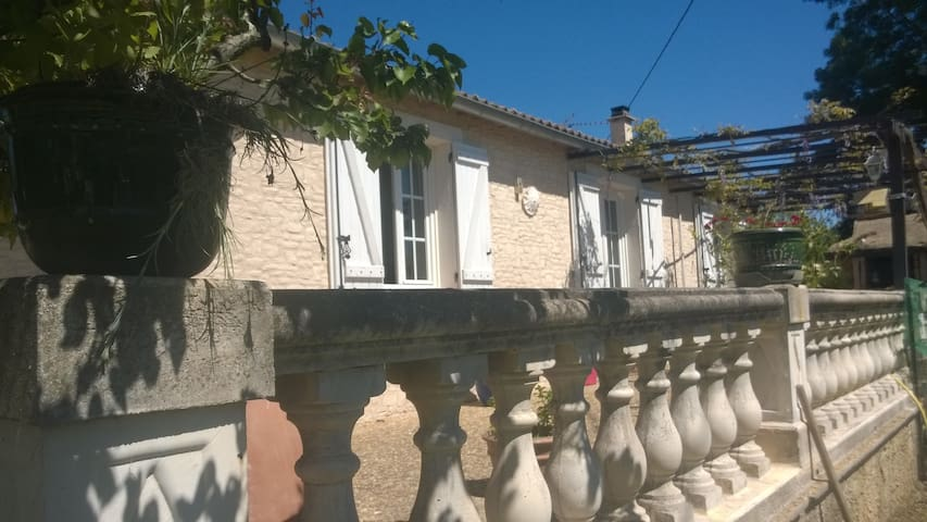 L'Arche de Bonnet - Saint-Ambroix - House