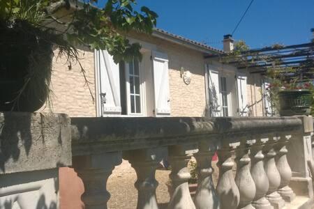 L'Arche de Bonnet - Saint-Ambroix - Дом