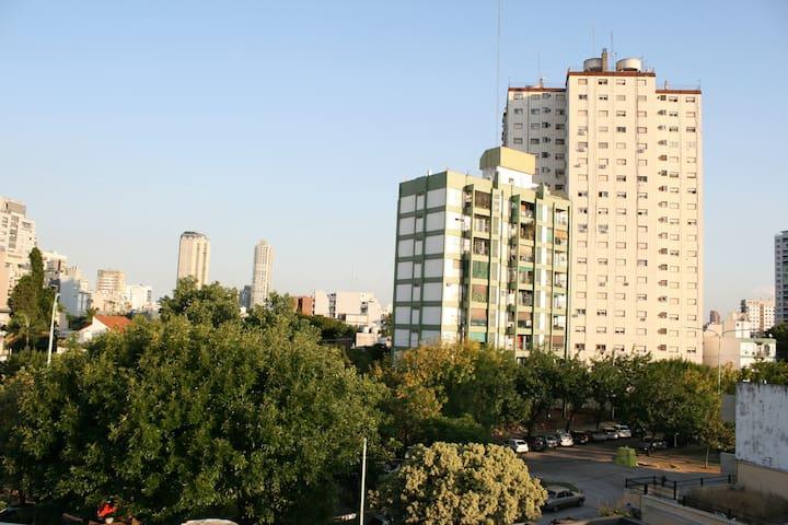 Lindo depto en Almagro luminoso - Buenos Aires - Casa