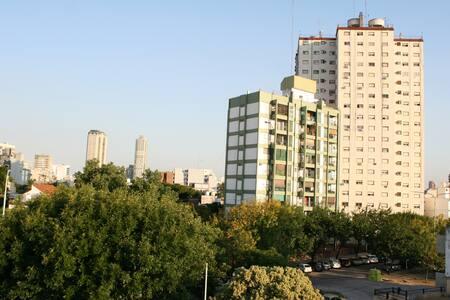 Lindo depto en Almagro luminoso - Buenos Aires
