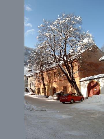 Ferienwohunung Raderhaus-Reitschule - Mauterndorf - Apartment