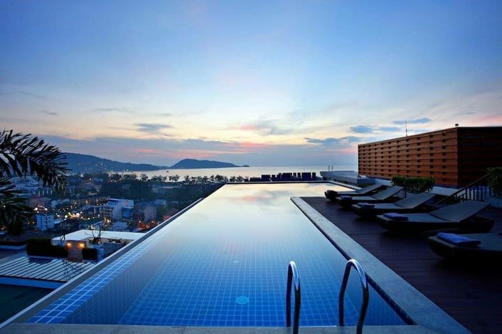 Bliss 309. Modern Studio Sharona, Patong Beach