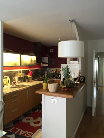 VACANCES 2016 Bel appartement près Stade de France - Сен-Дени - Квартира