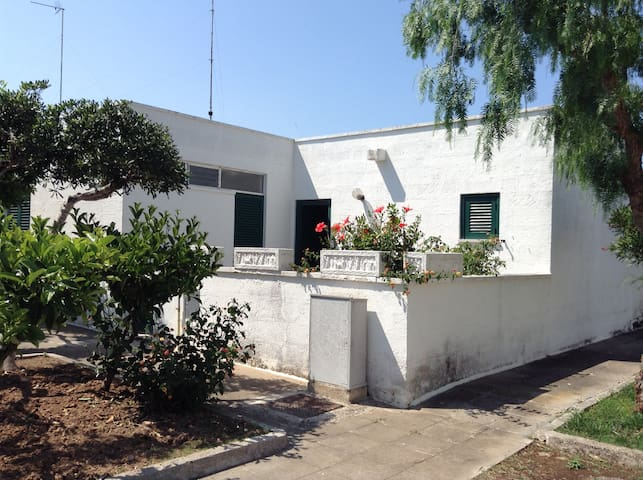 VILLETTA CONCA SPECCHIULLA OTRANTO - Otranto - บ้าน