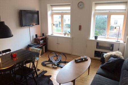 70m cozy apartment in Copenhagen - Copenhaguen