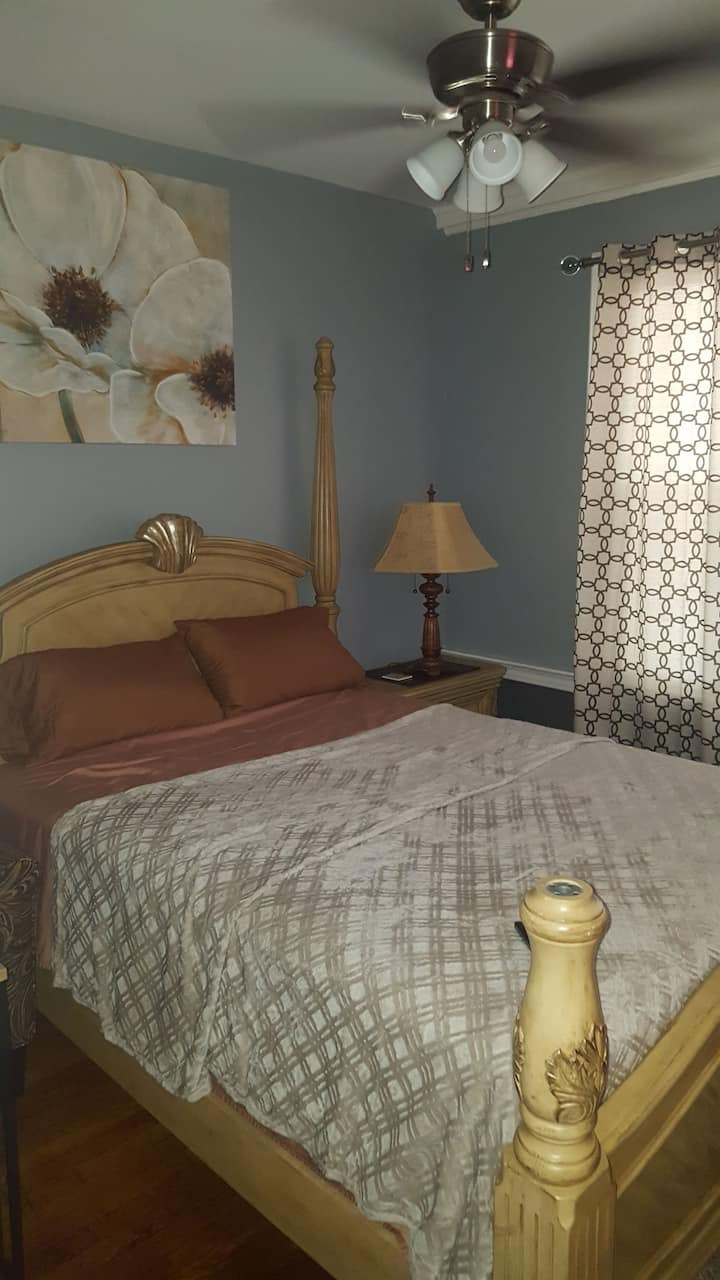 1040 a month 1 br shared space Travelers r welcome