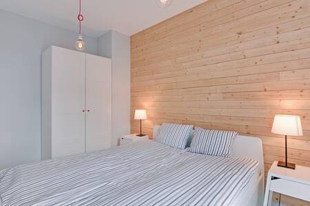 NORDBYHUS - Chmielna Park 47 / Bedroom.