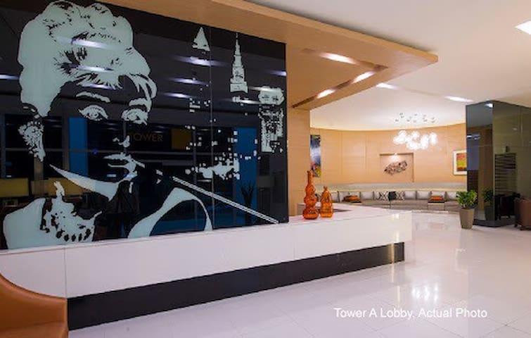 Studio type Condo with city view - Quezon City - Condominium