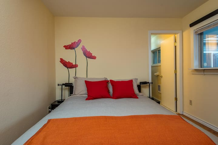 Private Efficiency Apt SE Portland - Portland - House