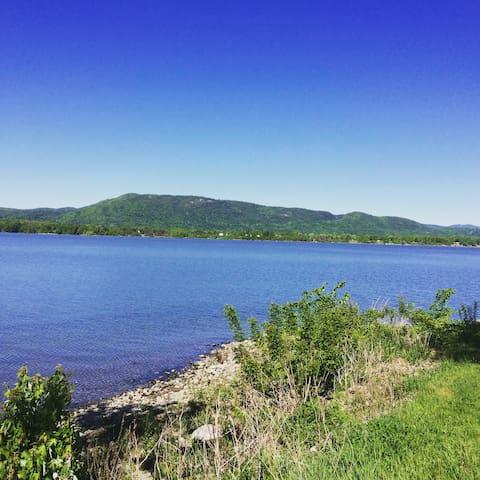 Lakefront Paradise - Bridport - Kabin