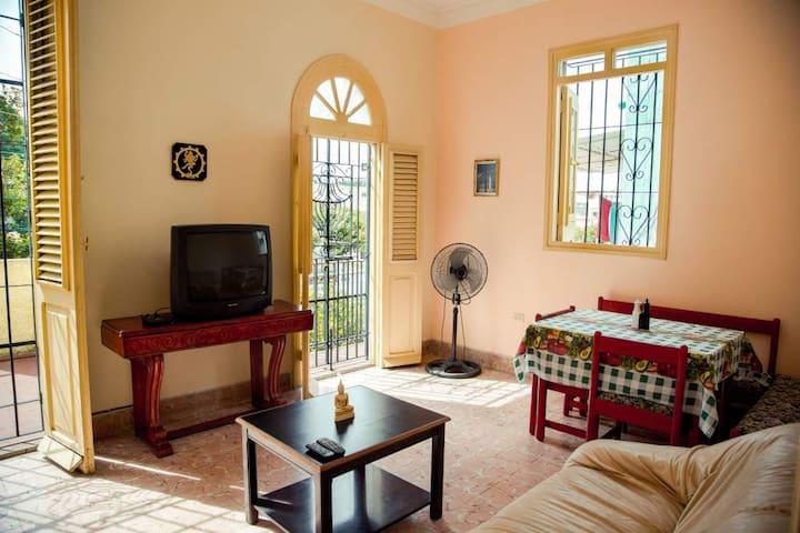 Renta de habitaciones: Casa 3303 - La Habana - Lejlighed