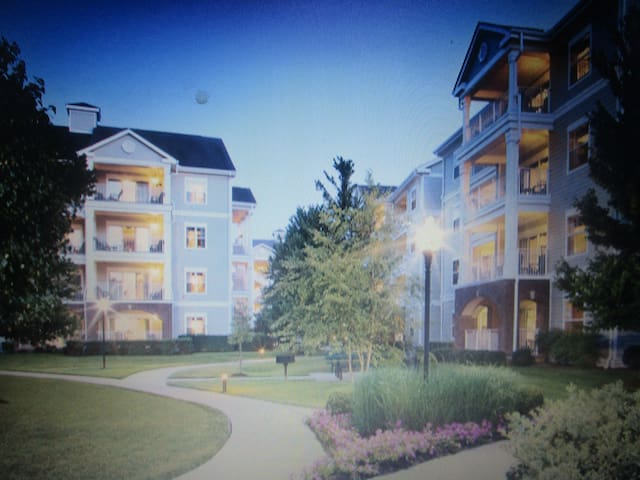 WYNDHAM NASHVILLE RESORT SLEEPS 4
