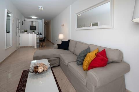 Mc Apartments - 2 Habitaciones con Balcón. Netflix