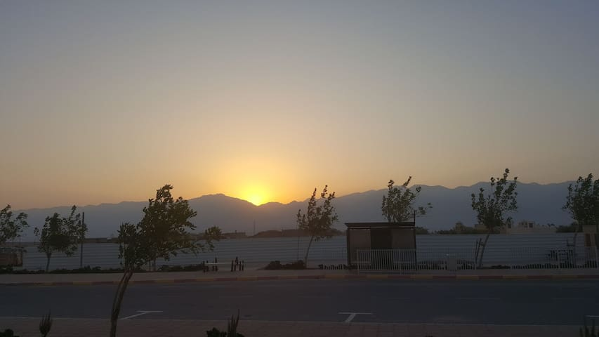 Vacation in  heart of the desert 10 min from eilat