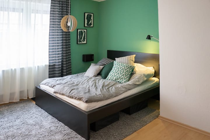 Small cosy flat close to the center