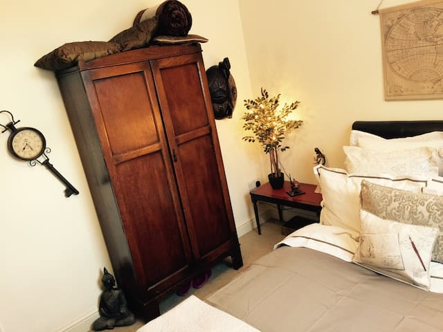 Cosy room, parks and river nearby - Hampton Wick