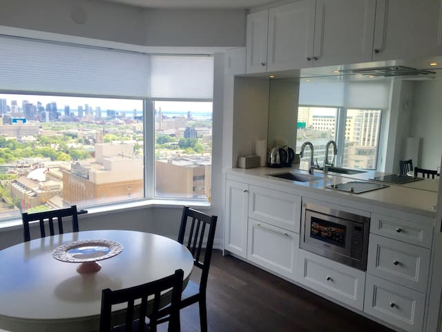 Modern Flat in Yorkville DT Toronto