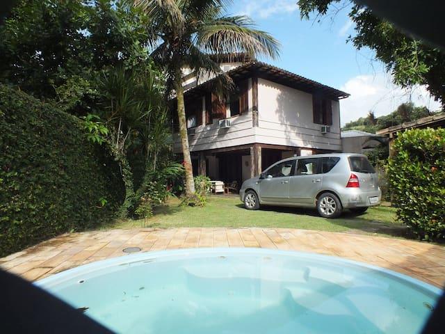Casa de praia em Fazenda Garatucaia Angra dos Reis