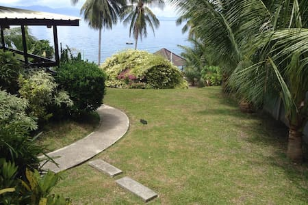 Robert's Den, a private paradise - Island garden city of samal - Hus