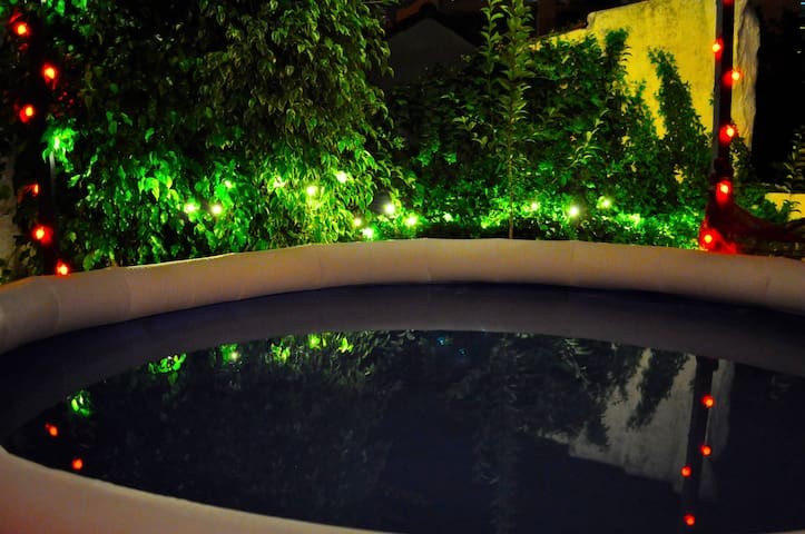 Or maybe for a moonlight swim on a hot summer night?