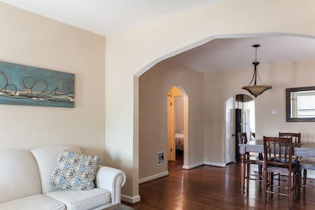 """Beautiful Vintage Home in """"The Hill- JZ Properties - Saint Louis"""