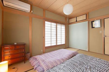 Osaka Kyoto JR line 2 - Takatsuki - House