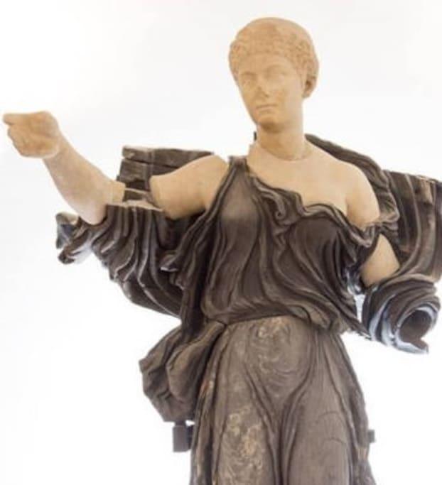 Statua di Matidia Minore - epoca adrianea