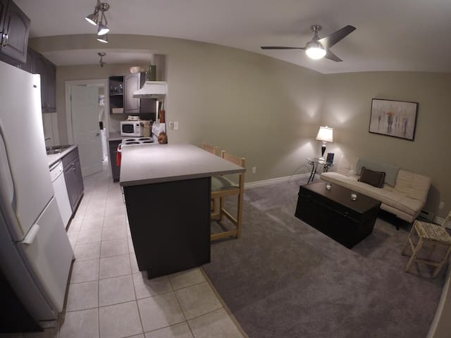 Short Term Rental in East Richmond - Richmond - Apartment