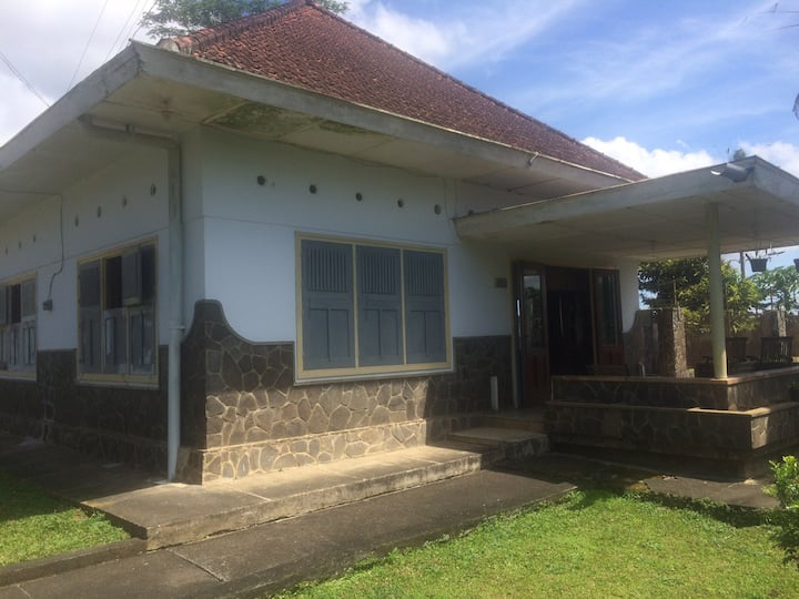 Historical Coffee Estate House