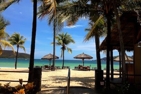 En la maravillosa Playa la Ropa