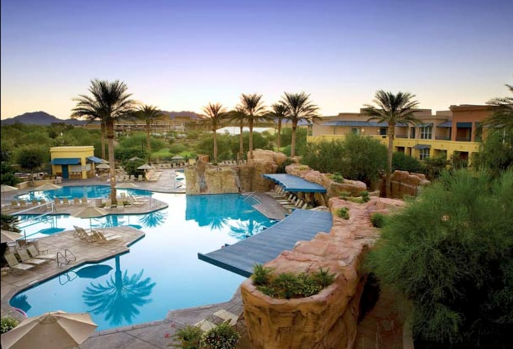 Canyon Pool