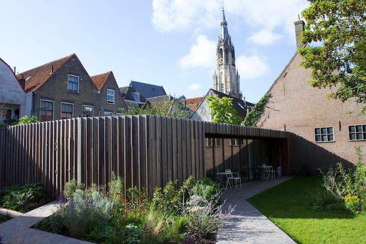 Studio Punt Uit, Delft (studio Uit), free parking