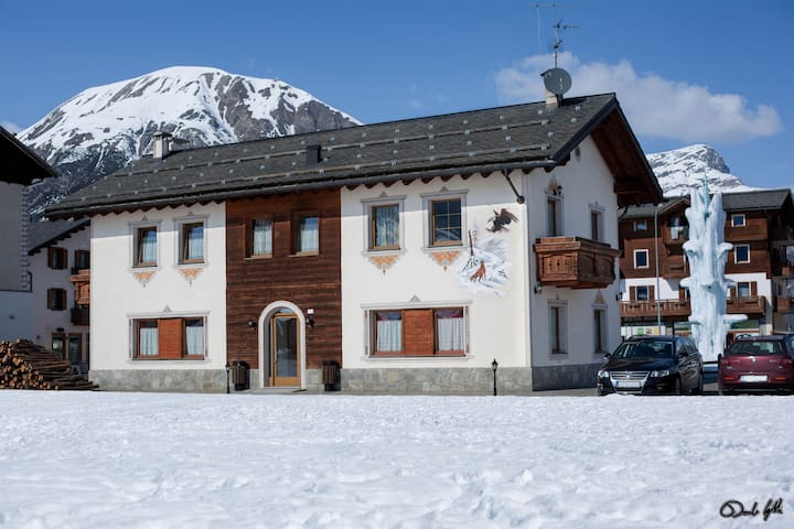 Chalet Alpine Dream - Livigno Centro