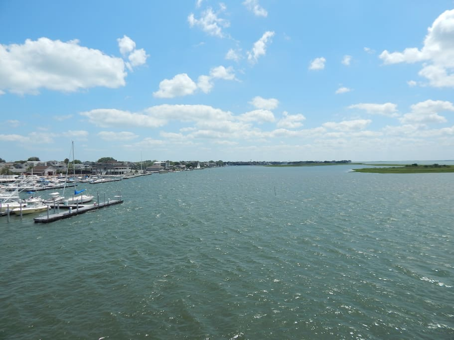 View of Barnegat Bay